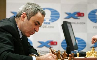 Школа позиционной игры на основе партий Гарри Каспарова