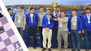 Сакаев на кубке Европы по шахматам